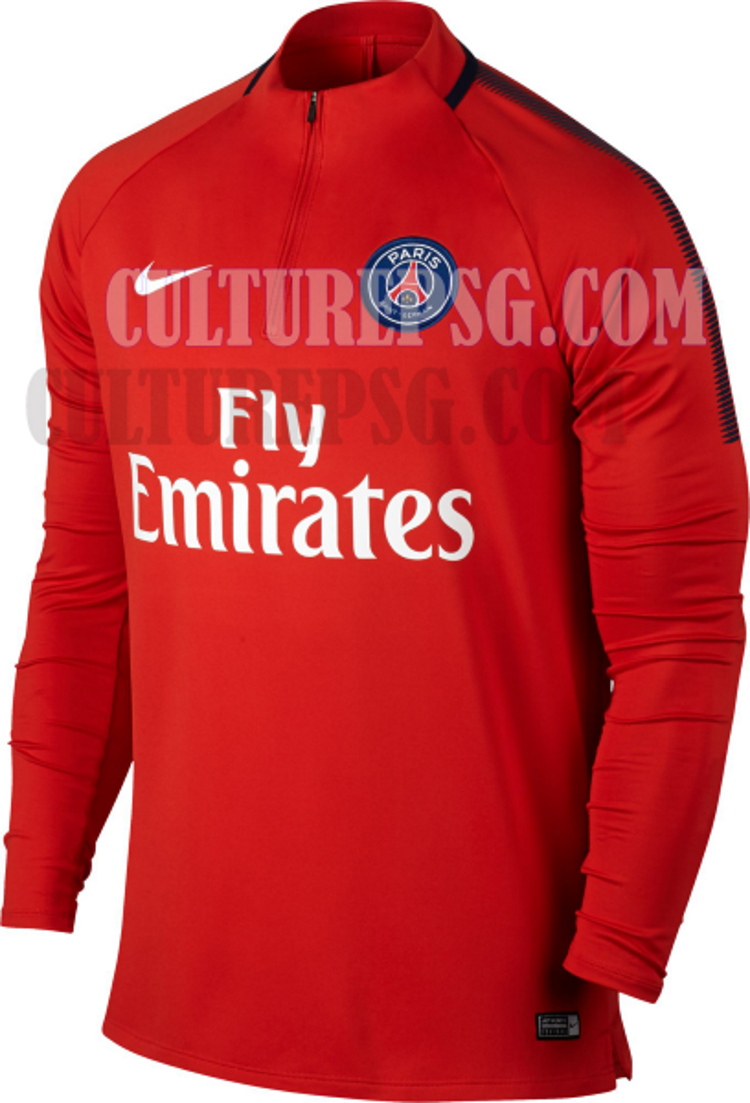 ensemble de foot psg gilet