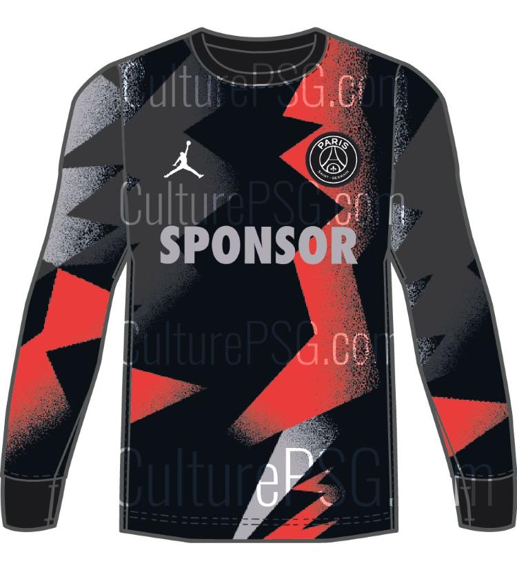89d8002f44199d Deux autres vestes vont être issues de la collection PSG x Jordan de  2019 2020. On retrouve sur l une d entre elles les mêmes motifs assez  particuliers que ...