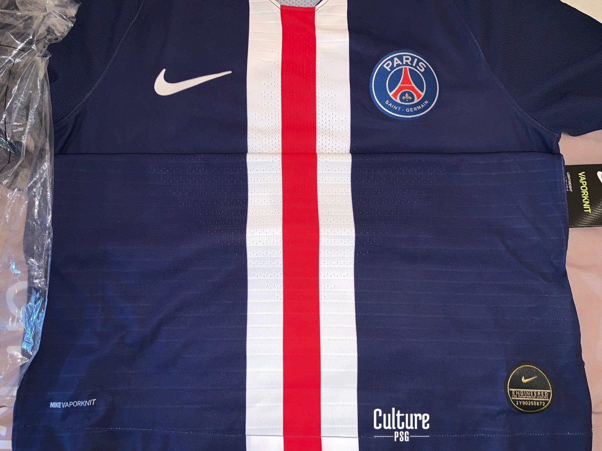 online store delicate colors competitive price Club : Les nouveaux maillots domicile et third du PSG en ...