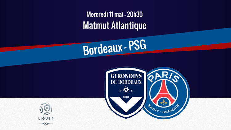 match psg bordeaux