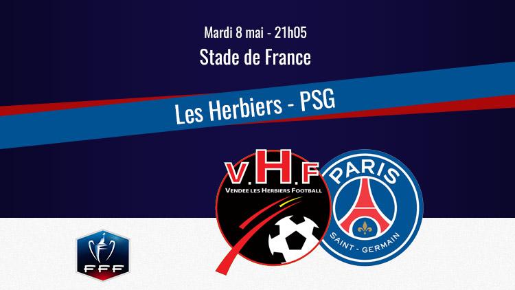 Les Herbiers, quel chantier — Coupe de France