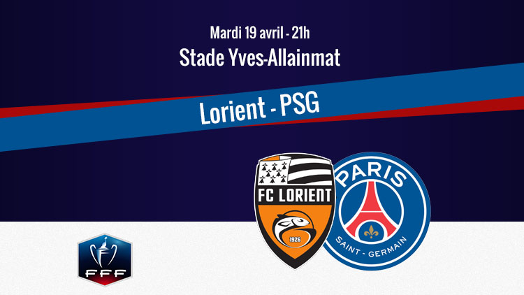 Match lorient psg diffusion commentateurs et for Lorient match