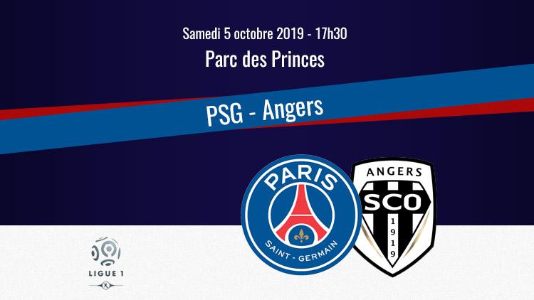 Paris avec six absents face à Angers ?