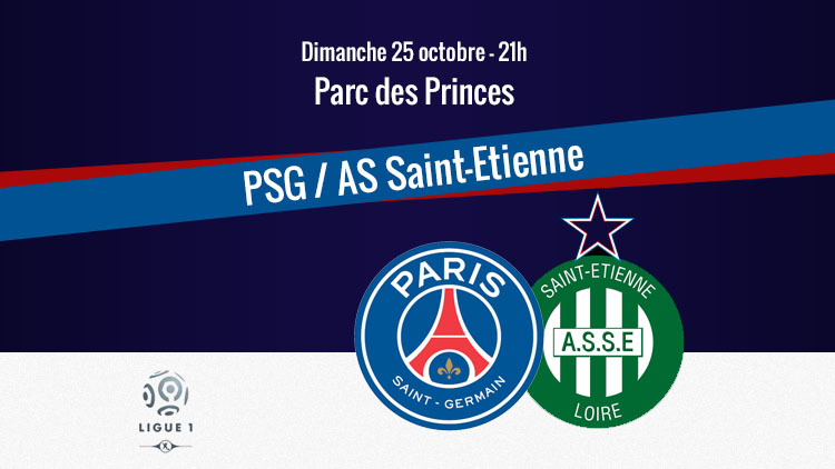 football psg saint etienne
