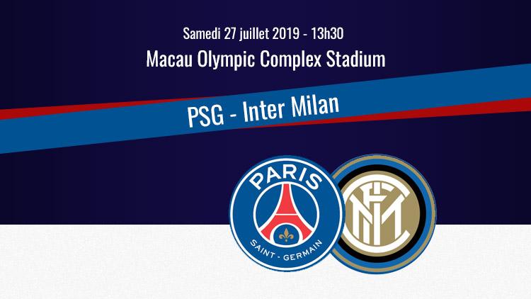 Une grosse affiche pour se jauger — PSG / Inter