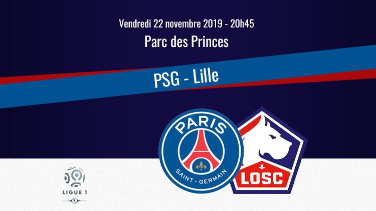 Neymar titulaire pour PSG/Lille, pas Mbappé