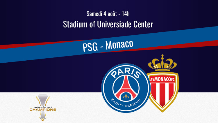 Trophée des Champions : le PSG passe la sixième