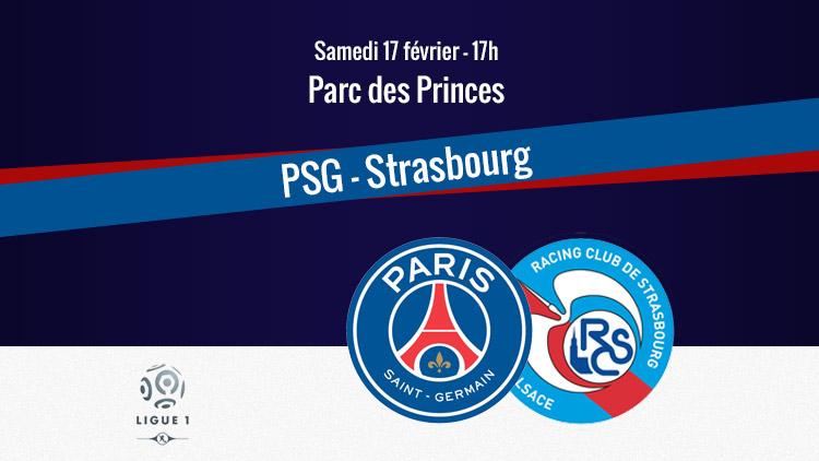 Communiqué du CUP pour la réception du RC Strasbourg — PSG
