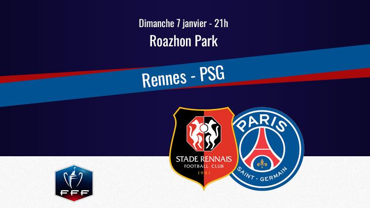 Rennes 2-1 Toulouse (mi-tps) — CdL