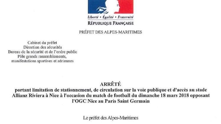 PSG : Le CUP boycotte le déplacement à Nice