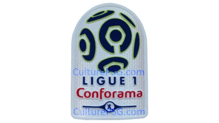 Image : Le badge Ligue 1 2017/2018 dévoilé | CulturePSG