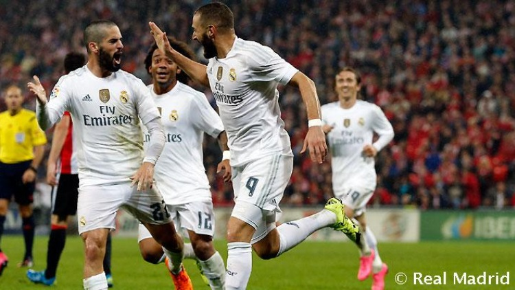 Benzema absent plusieurs semaines — Real Madrid