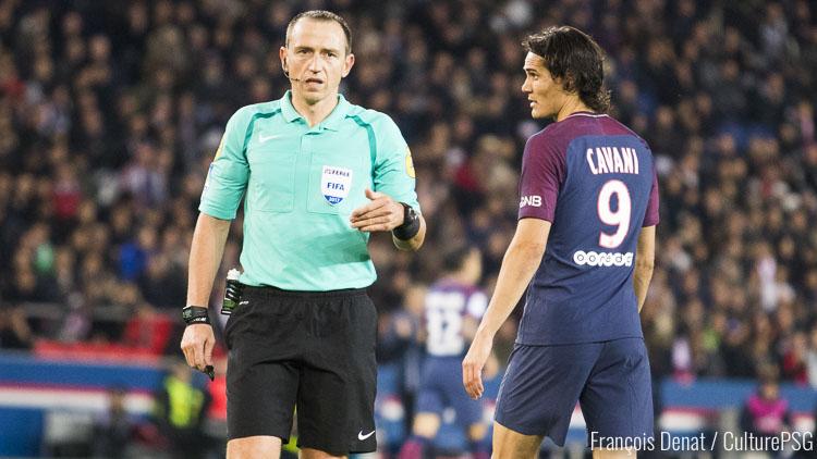 Lyon s'en prend à l'arbitre & au PSG !