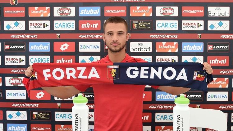 Transferts - Lorenzo Callegari quitte le PSG pour le Genoa