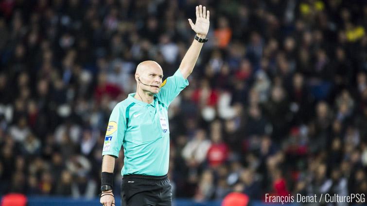 Quand Chapron disjoncte à la fin de Nantes-PSG
