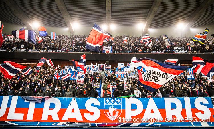 Pas d'ultras pour la finale PSG/Saint-Etienne