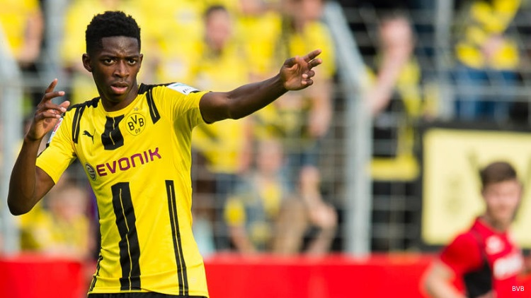 PSG - Mercato: Dortmund prêt à céder chèrement Dembélé à Henrique