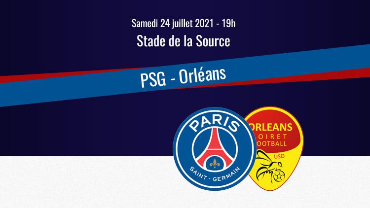 PSG/Orléans, le live (0-0, MT1)