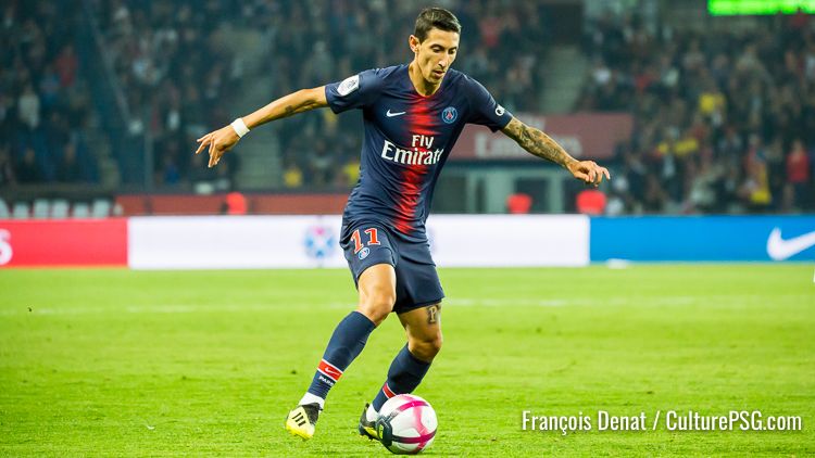 Angel Di Maria veut finir sa carrière au club — PSG