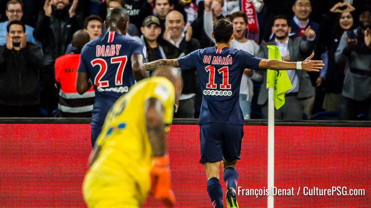 Angel Di Maria prolonge son contrat jusqu'en 2021 — Paris Saint-Germain