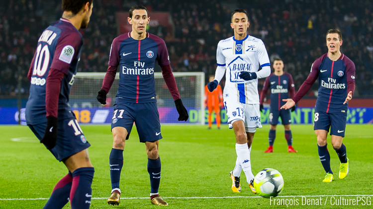 Paris domine Troyes avant de recevoir le Real Madrid