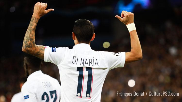 Après le Neymar Day, le PSG tente le «Di Maria Day»