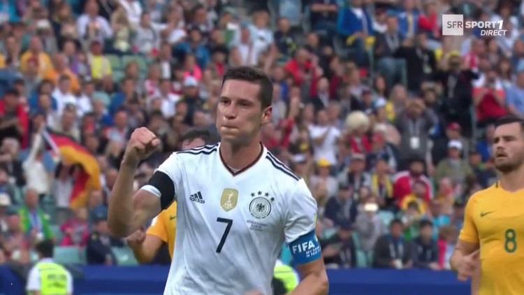 Coupe des Confédérations: Une Allemagne sur courant alternatif