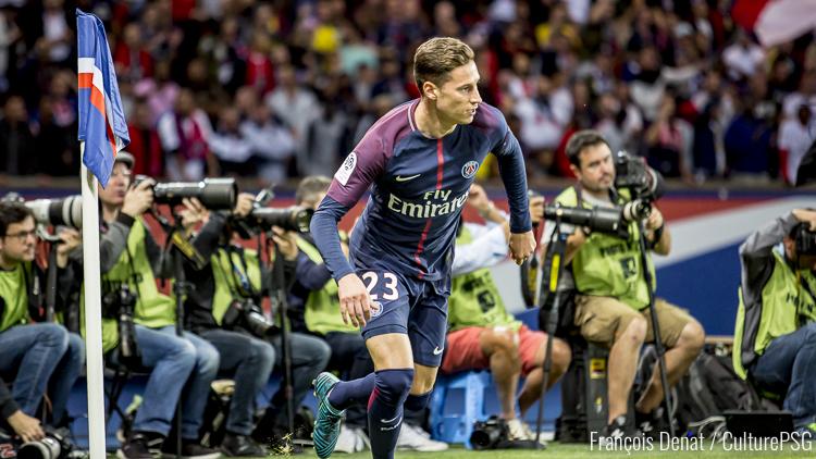 PSG - Draxler écarte l'idée d'un départ