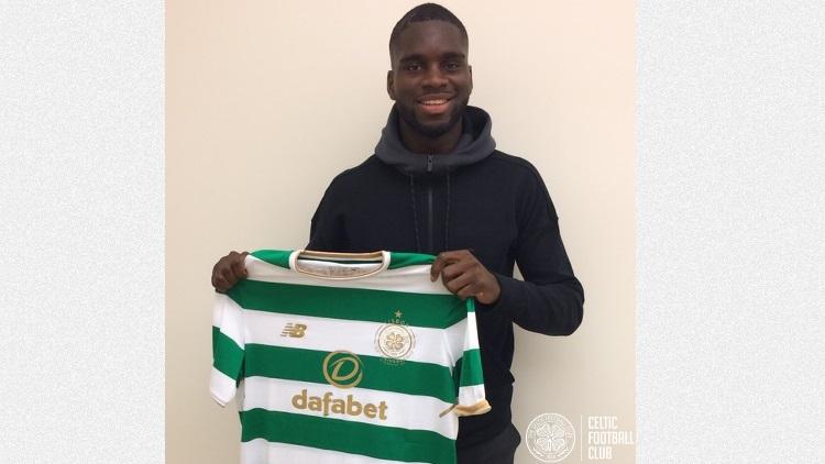 Odsonne Edouard prêté au Celtic Glasgow par le PSG