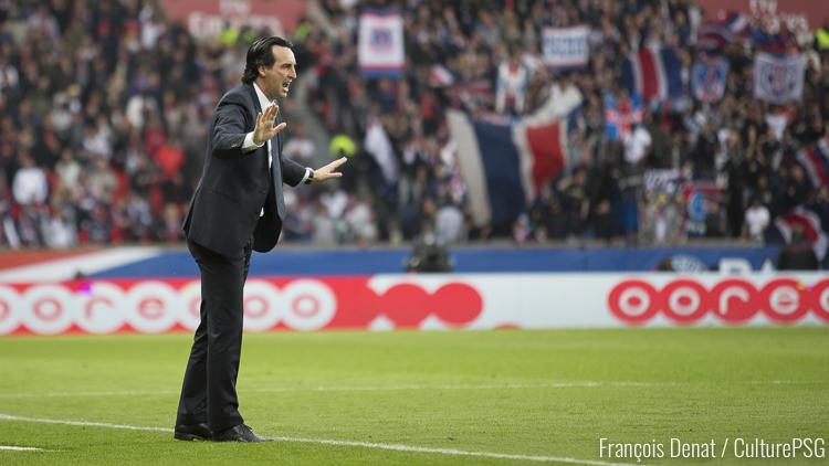 Groupe du PSG : Emery reprend les mêmes