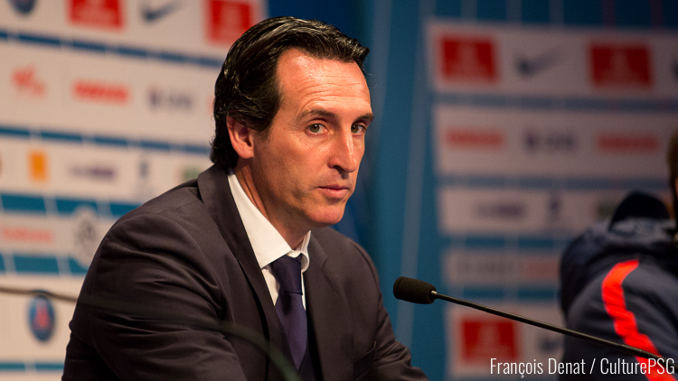 Quand le patron du PSG a une requête, Emery s'exécute — PSG