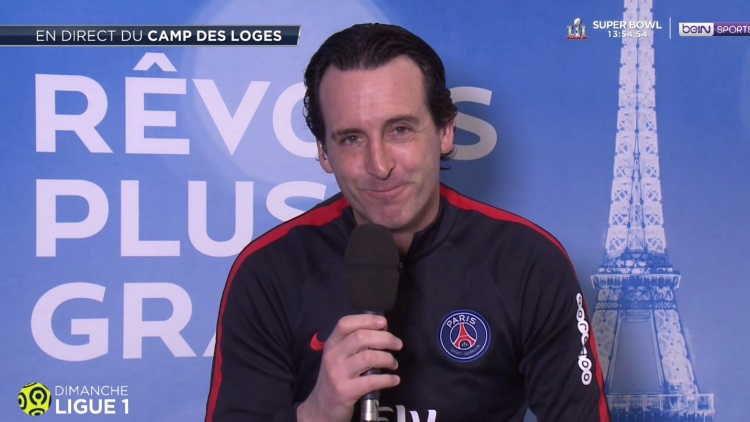 Dijon - PSG : la composition officielle d'Unai Emery