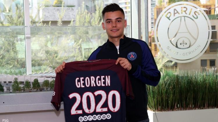 Georgen prolonge (et sera sans doute prêté) — PSG