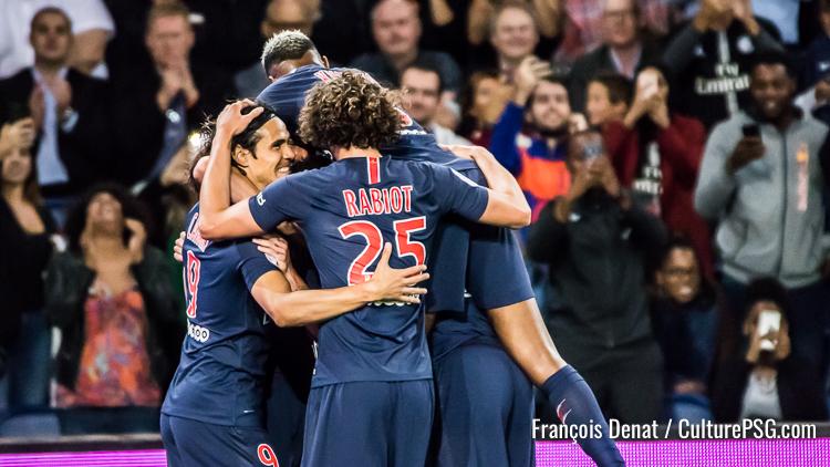 2-0 — PSG / Amiens