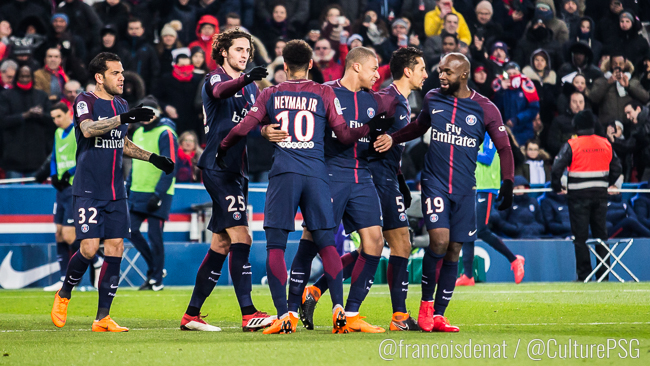 Psg Calendrier Match.Club Le Calendrier 2018 2019 Du Psg En Ligue 1 Devoile