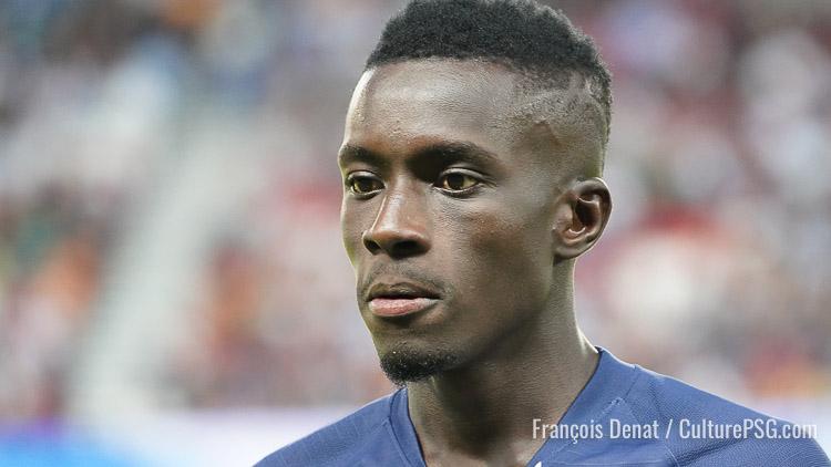 PSG : Idrissa Gueye forfait à Bruges et contre l'OM