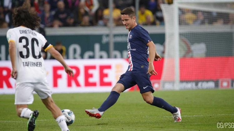 Thiago Motta veut gagner la Ligue des Champions avec le PSG