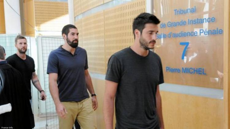 6604fb3059f5a Les deux frères Karabatic, Samuel Honrubia et Mladen Bojinovic évitent donc  la prison.
