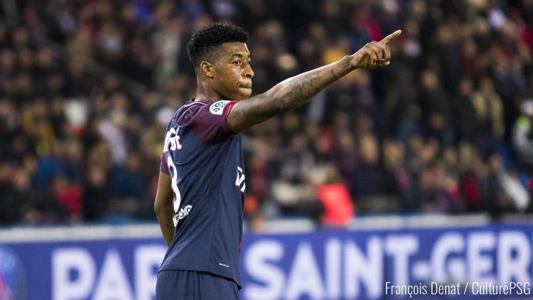Kimpembe se voit capitaine — PSG