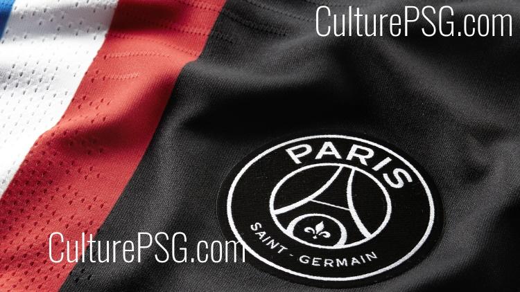 Le 4ème maillot du PSG déjà en vente aux États-Unis