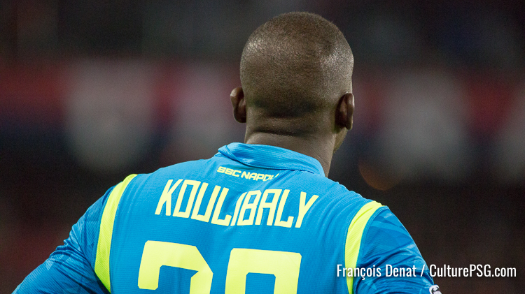 Naples réclame 100 M€ pour Koulibaly (CdS)