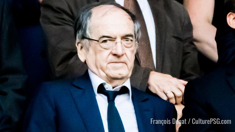 Le Graët va «discuter avec Leonardo» pour Mbappé aux JO 2020