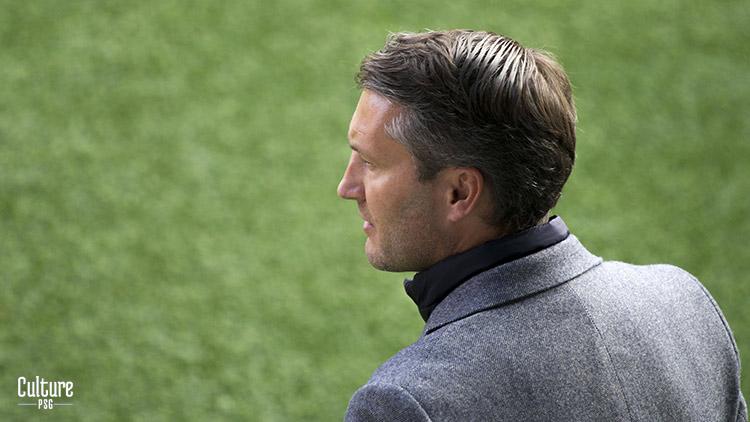 Olivier Létang remercie le PSG