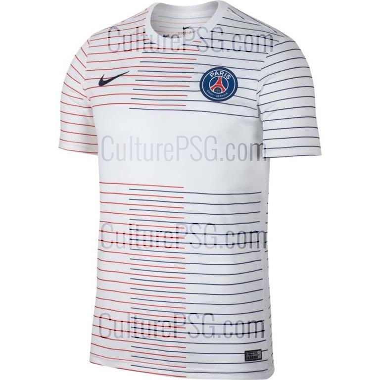 Le maillot third du PSG pour la saison 2019-2020 se précise