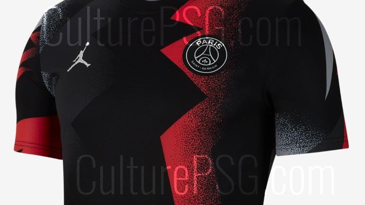 amazing selection best nice shoes Club : [Exclu] Le maillot pré-match PSG x Jordan | CulturePSG