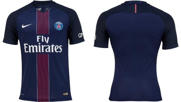 Club le nouveau maillot domicile disponible l 39 ext rieur for Maillot psg exterieur 2016