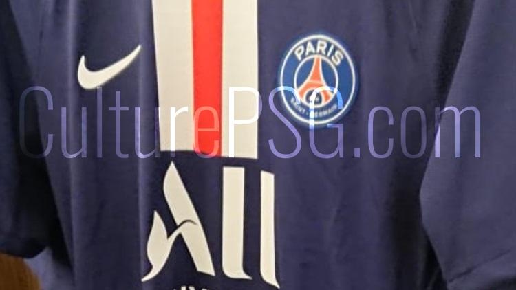 90abc77167cf6 Ce nouveau maillot domicile du PSG, conforme à notre illustration du mois  de décembre, doit officiellement être dévoilé le 1er juillet prochain, ...