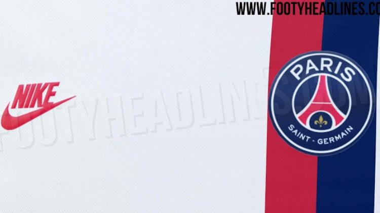 Le motif du maillot third 2019/2020 du PSG se précise