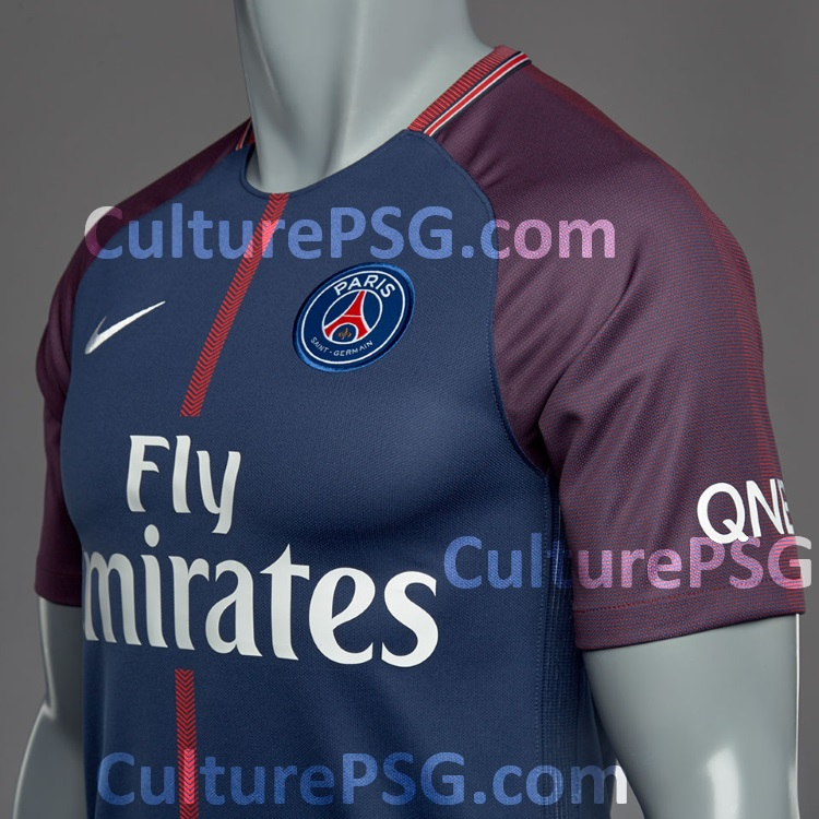 club le maillot ext rieur 2017 2018 du psg fuite sur les r seaux sociaux culturepsg. Black Bedroom Furniture Sets. Home Design Ideas