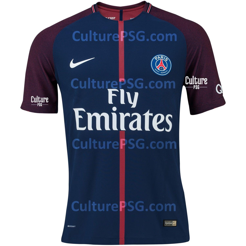 Maillot Domicile PSG nouveau